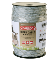 ПРОВОД ДЛЯ ЭЛЕКТРОПАСТУХА CHAPRON SUPERCABLE