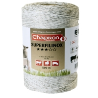 ПРОВОД ДЛЯ ЭЛЕКТРОПАСТУХА CHAPRON SUPERFILINOX